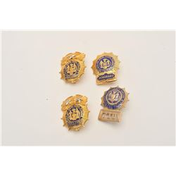 18DC-26C BADGE LOT