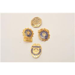 18DC-26D BADGE LOT