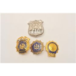 18DC-26 BADGE LOT