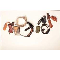18DC-184 HOLSTER LOT