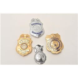 18DC-76B BADGE LOT