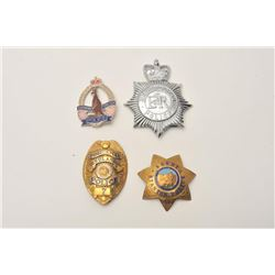 18DC-91A BADGE LOT