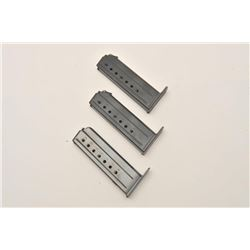 18DM-91 LOT OF 3 HK P7 MAGAZINES