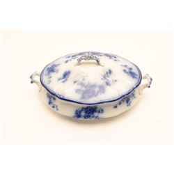 18DG-13 ANTIQUE CASSEROLE DISH