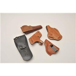 18CZ-51 HOLSTER LOT