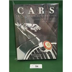 A WORLD OF CARS IN 2 BOOKS