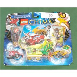 LEGO LEGENDS OF CHIMA NEW IN PACKAGE