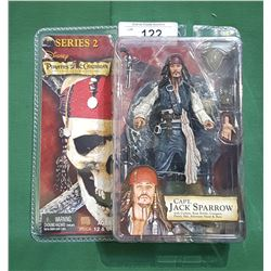 PIRATES OF THE CARIBBEAN CPT JACK SPARROW ACTION FIGURE