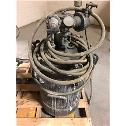 Air Powered Industrial Paint Sprayer 5 Gal