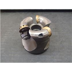 "Kennametal 2"" Indexable Face Mill, P/N: KSSR139RF5Z3"