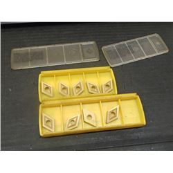 New Kennametal Carbide Inserts, P/N: DNMP432