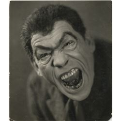 Lon Chaney, Sr. (35+) photographs from A Blind Bargain.