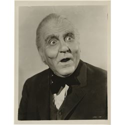 "Frank Morgan as ""the Wizard of Oz"" (12) special portrait photographs from The Wizard of Oz."