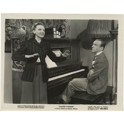 Judy Garland and Fred Astaire (75+) photographs from Easter Parade.