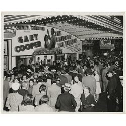 Movie palace marquees (20+) photographs.