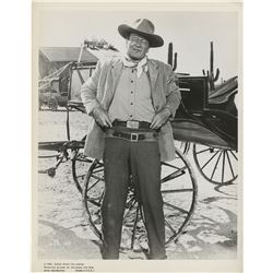 John Wayne (170+) photographs from McLintock!