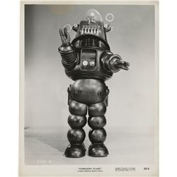 """Robby the Robot"" photograph from Forbidden Planet."