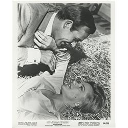 """Sean Connery as """"James Bond"""" (18) photographs from Goldfinger."""