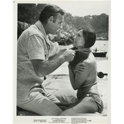 "Sean Connery and Roger Moore as ""James Bond"" (50+) photographs."
