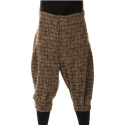 "Oliver Hardy ""Ollie"" pants from Our Relations."