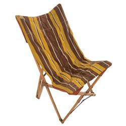 Clark Gable personal folding camping chair.