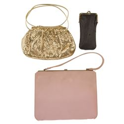 Dorothy Lamour personal (3) purses.