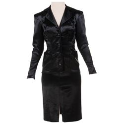 "Marlene Dietrich ""Fay Duval"" skirt suit from Manpower."