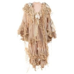 """Marlene Dietrich """"Countess Ledoux"""" bedroom ensemble from The Flame of New Orleans."""