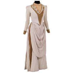 """Merle Oberon """"Kitty Langley"""" dress from The Lodger."""