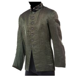 """Rex Harrison """"King Mongkut"""" jacket from Anna and the King of Siam."""