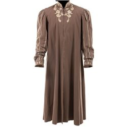 """Norman Wooland """"Horatio"""" robe from Hamlet."""