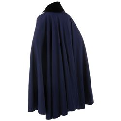 """Vincent Price """"Cardinal Richelieu"""" cloak from The Three Musketeers."""