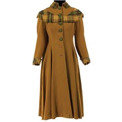 "Elizabeth Taylor ""Amy"" coat from Little Women."