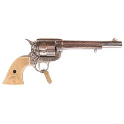"Betty Hutton ""Annie Oakley"" prop Colt revolver from Annie Get Your Gun."