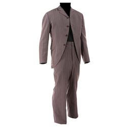 """Gregory Peck """"Jimmy Ringo"""" suit from The Gunfighter."""