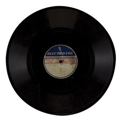 The Greatest Show on Earth (3) records including Dorothy Lamour studio acetates.