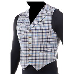 "Gregory Peck ""Henry Adams"" vest from Man with a Million."