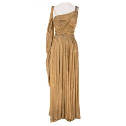 "Susan Hayward ""Messalina"" Roman dress from Demetrius and the Gladiators."