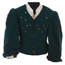 "Stanley Baker ""Henry, Earl of Richmond"" jacket from Richard III."