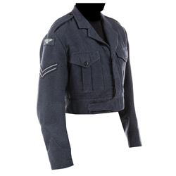 "Richard Todd ""Wing Commander Guy Gibson"" military jacket from The Dam Busters."