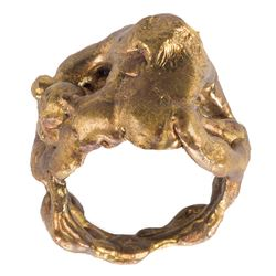 "Lana Turner ""Samarra"" ring from The Prodigal."
