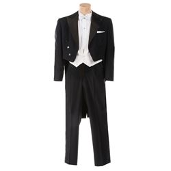 "James Dean ""Jett Rink"" tuxedo ensemble and accessories from Giant."
