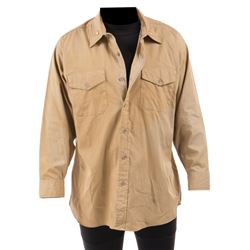 "William Holden ""Commander Shear"" khaki shirt from The Bridge on the River Kwai."