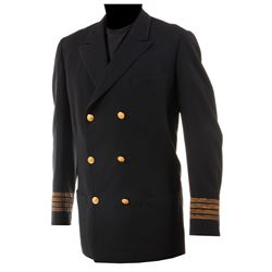 "Gary Cooper ""Gideon Patch"" military uniform jacket from The Wreck of the Mary Deare."