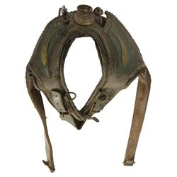 Chariot horse harness from Ben-Hur.