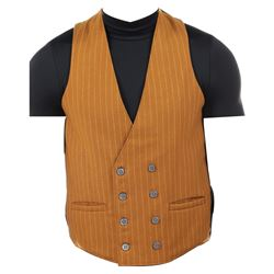 """Michael Nesmith """"Mike"""" vest from The Monkees."""