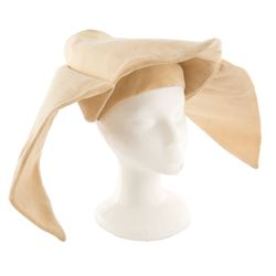 "Madeleine Sherwood ""Reverend Mother Superior Placido"" coronet hat from The Flying Nun."