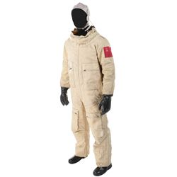 Soviet space suit from The Six Million Dollar Man.