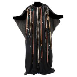 """Willoughby Goddard """"Taybor"""" robe from Space: 1999."""