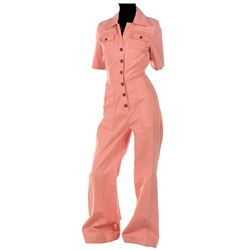 "Lindsay Wagner ""Jamie Sommers"" jumpsuit from The Bionic Woman."